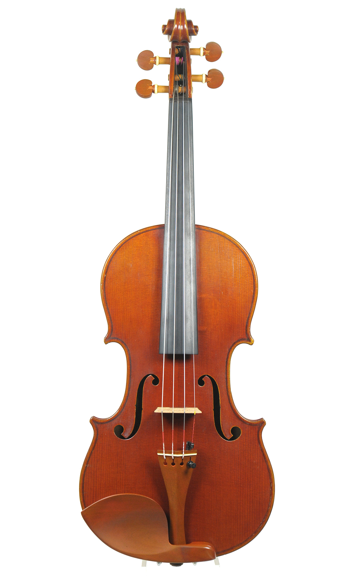 Old English violin, by Dykes & Sons London -tabel