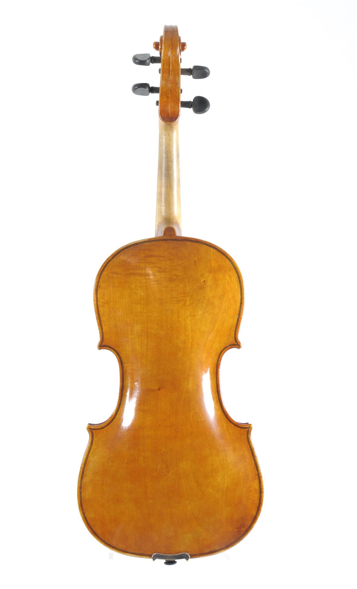 Landshuter meistergeige von johann r dig violinen for Boden italienisch
