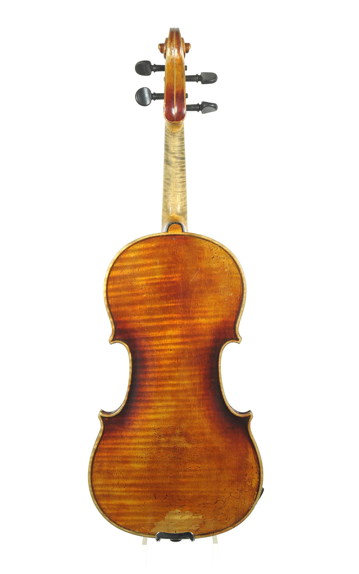 attractive and good sounding german 3 4 violin sale children 39 s violins saxony unknown. Black Bedroom Furniture Sets. Home Design Ideas