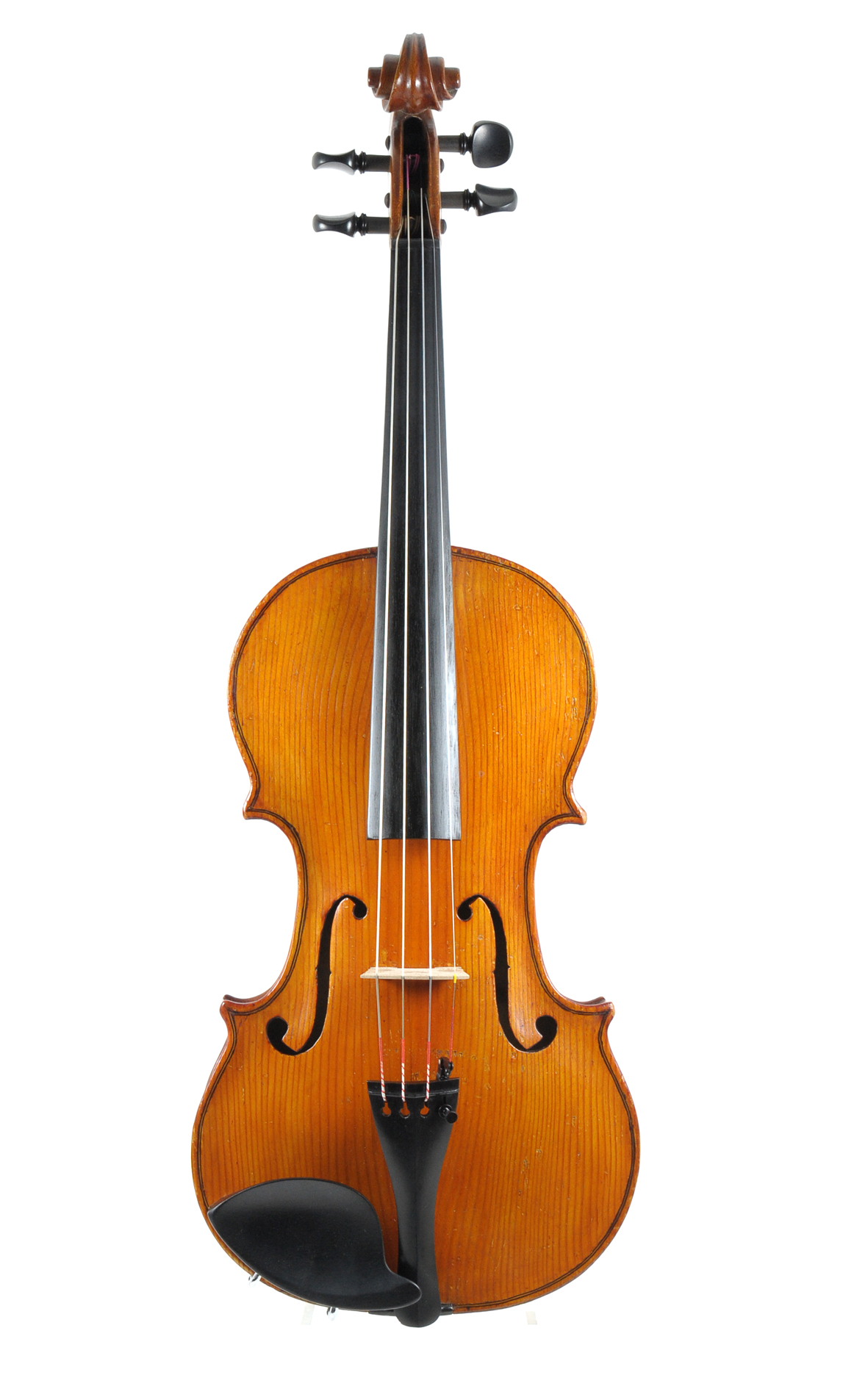 New Zealand Violin Made By G. F. Johnston