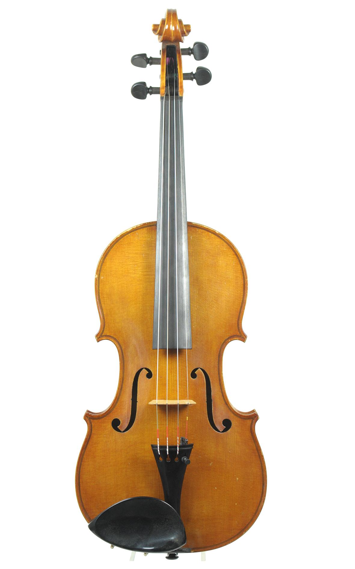 moderne meistergeige wahrscheinlich englisch um 1970 violinen wahr england unbekannt