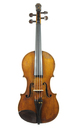 Turner, London: English lion head viola - top