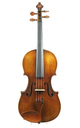 French violin of Mirecourt, late 19th century - table