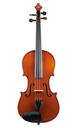 Violin from Saxony,G. C. Urban Cleveland/Ohio label-top