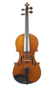 French violin by Laberte Magnie after Vuillaume - top