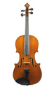 Mirecourt violin, approx. 1920 - top