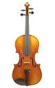 French violin, Alain Moinier, Mirecourt, 1992, No. 57 - top