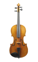 3/4 Markneukirchen violin approx. 1900 - top