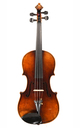 SALE Richly ornated antique Markneukirchen violin, approx. 1900