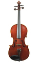 Beautifully sounding German violin, ca. 1950 - top