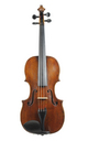 Hopf master violin ca. 1800 - top