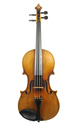 Wolff brothers Kreuznach violin - top