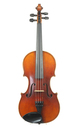 Antique Mittenwald violin, ca. 1850 - top