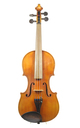 Old Mittenwald violin, J. A. Baader, 1947 - top