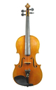 Mittenwald violin. Johann Reiter, made in 1961