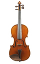 Mirecourt violin ca. 1900 - table