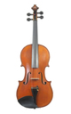 "French ""Rugginelli"" violin, sold by Beare & Son, c.1920"