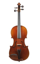 Lady´s violin - 7/8 violin from Mirecourt, approx. 1920 - top