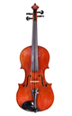 Violin from Saxony, Strad copy - top