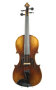 Old German violin after Stradivari, for Franz Hell, Elmshorn