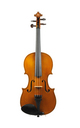 1/2 French violin, Mirecourt approx. 1900 - top