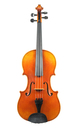 German master viola No. 19, Klaus Schlegel, Erlbach / Markneukirchen - top