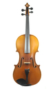 Antique Czech viola, Carl Hammerschmid, Wakkenreuth/Fleissen - Top
