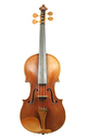 Violin after J. Stainer, Bohemia approx. 1950 - top