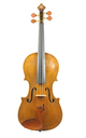Saxon violin after Stainer, approx. 1900 - top