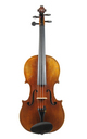 Georges Adolphus Chanot, violin No. 79 - top