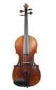 Violin from Mittenwald Bavaria, Hornsteiner Dax school, approx 1820 - table