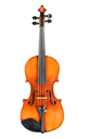 Antique Mittenwald violin - front view