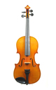 German 3/4 master violin, A. Fritsch, 1950 - table