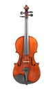 1/2 violin by J.T.L. Compagnon  Mirecourt approx. 1900 - table