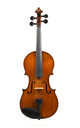 3/4 sized French violin after Stradivari, approx. 1900 - top
