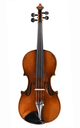 Stainer model, violin from Saxony-Bohemia approx. 1900 - top