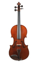 A. Torelli violin by Laberte Humbert freres approx. 1900 - table