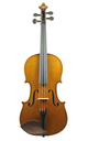 Sivori violin from Saxony, 1898 - top