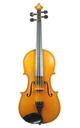 Old German violin. The Violin model after Maggini, Markneukirchen, approx. 1900