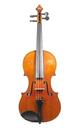 Ackermann & Lesser, Dresden - violin 1924 - top