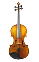 Fine stringed instruments, violin by Michelangelo Puglisi - top