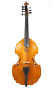 PRICE REDUCED: Dutch bass viol by Theo Dellen, Voorburg (viola da gamba)