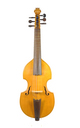 Tenor viol, Dolmetsch, Haslemere 1993 - top
