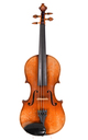 Dark, warm, brilliant sound: Antique Markneukirchen violin after Stradivari, c.1910