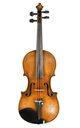 German-Bohemian violin, patterend after Klotz, approx. 1900 - table