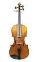 Lady's violin, 7/8 violin by Schuster & Co. - table