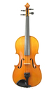 Antique Markneukirchen violin, by Schuster & Co.- top