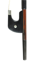 W. R. Wild, double bass bow, approx. 1980 - frog