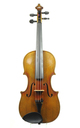 Hopf violin from Klingenthal, Saxony, approx. 1880 - top