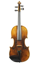 Master violin, Bavaria approx. 1800 - table